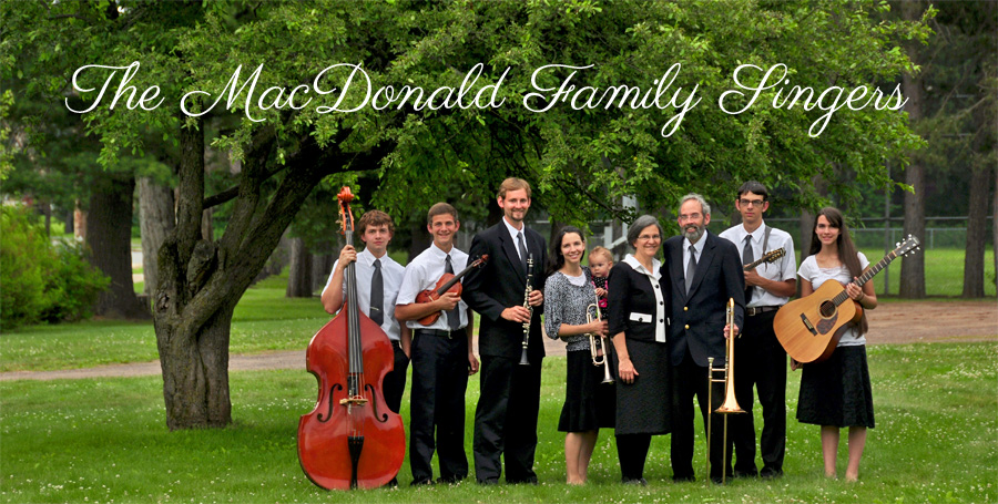 The MacDonald Family Singers
